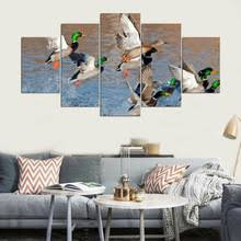 online get cheap duck hunting paintings aliexpress com alibaba