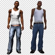 Carl Johnson transparent background PNG cliparts free download | HiClipart