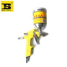 free bosi 200cc hvlp grayvity air spray paint car auto painting spray