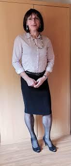 Viola ready for office | Viola Berger | Flickr