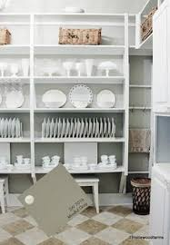 love this paint color option with bright whites