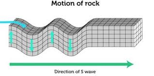 S Waves Earthquakes Waves P Waves S Waves Surface