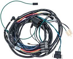 mopar parts electrical and wiring wiring and connectors 1964 mopar b body hemi eng engine wiring harness modified ecu