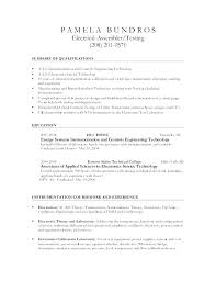 Manufacturing Assembler Resume Samples Resume For Manufacturing Jobs