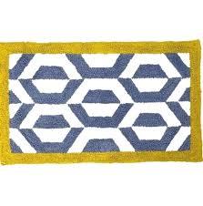 yellow bathroom rugs and grey bath plush gray mats target