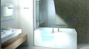 swingeing walk in tub and shower in tub shower combo home depot corner walk bath combinations