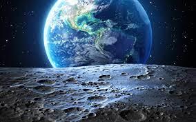 2880x1800 Earth Moon 4k Macbook Pro ...