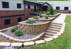 backyard retaining wall designs. Backyard Steps New Fine Retaining Wall Landscaping Thorplc Plus Back Yard Designs