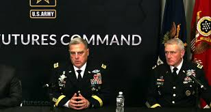 Four Problems Army Futures Command Needs To Solve Modern