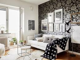 black and white living room idea 30
