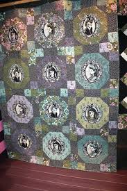 Owl Baby Girl Quilt Made With Tula Pink Fabrics Prince Charming ... & Tula Pink Moxie Quilt Kit Tula Pink Quilt Blocks I Took Photos Of All The  Quilts ... Adamdwight.com
