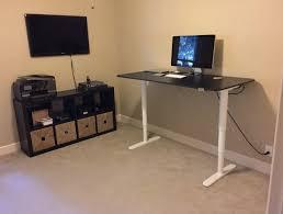 ikea galant standing desk. Plain Galant Ikea Galant Standing Desk Throughout L