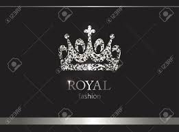 Silver Crown Designs Silver Crown Luxury Label Emblem Or Packing Logo Design Fashion