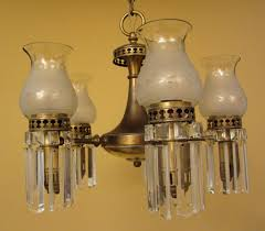 1930s colonial set by lightolier one chandelier three sconces