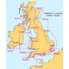Admiralty Leisure Chart Folios Uk And Ireland Outdoorgb