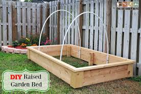 do it yourself raised garden beds. Diy Raised Garden Bed Step By Tutorial The Outdoor Boys Do It Yourself Beds