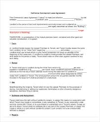 Commercial Truck Lease Agreement Best 48 Lease Agreements In PDF Sample Templates