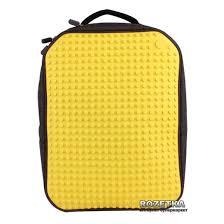 Рюкзак Upixel Classic Черный с желтым ... - ROZETKA
