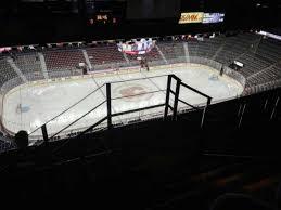 Scotiabank Saddledome Section Pl8 Home Of Calgary Flames