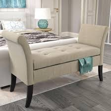 diy bedroom bench. Upholstered Bedroom Bench Australia Diy Bed With Arms .