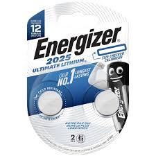 Купить <b>Батарея Energizer</b> Ultimate <b>Lithium CR2025</b> BP2 2 шт ...