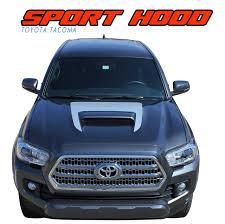 SPORT HOOD | Toyota Tacoma Stripes | Toyota Tacoma Decals | Tacoma ...