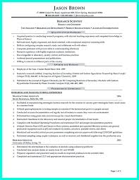 Cover Letter Research Assistant Resume In Vivo Research Assistant