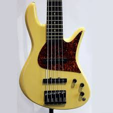 High Cost Performance Empire Fretless 5 Strings Monarch Bass Yellow Basswood Body Maple Neck Rosewood Fingerboard Electric Bass Left Hand Bass Guitar
