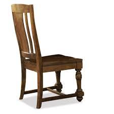 A Riverside Furniture Newburgh Alder Hardwood Solid Side Chair  AHFA Dining  Dealer Locator