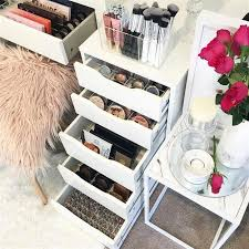 Ikea Alex Drawer | Best Makeup Organizers Perfect For Storing Your Beauty  Products