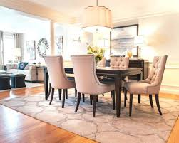 amazing dining room area rug magnificent rugs for designs table what size should an be under dining room rugs
