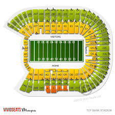 All Inclusive Us Bank Arena Seat Chart University Of