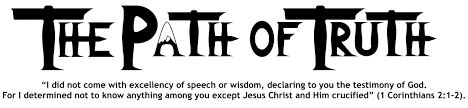 the word of rightly dividing the word of truth the path of truth