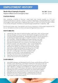 objective for registered nurse resume  seangarrette coobjective