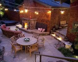 patio floor lighting. Ideas Outdoor Patio Floor Lamps Or Top For And Lighting