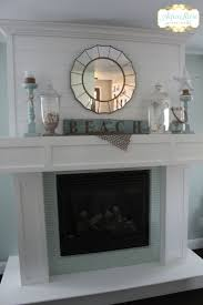 Mantle Without Fireplace Best 25 Mantle Mirror Ideas On Pinterest Fireplace Mirror