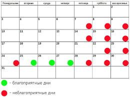 лунный календарь красоты здоровья 2016
