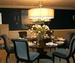 drum shade crystal chandelier round dining room light fixture sensational lighting ideas crystal chandelier with drum