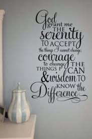 wall decal sticker words scripture serenity prayer wall decal quote bible verse i want this behind my couch  on wall art words for bedroom with enjoy this moment wall canvas website and canvases
