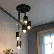 Moderne Led Pendelleuchte Für Zu Hause Esszimmer Mit Eisen