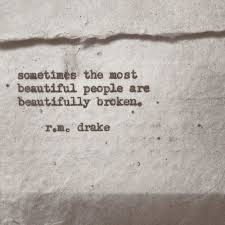 Beautiful Quotes On Broken Heart Best of Follow Shared By Robert M Drake On We Heart It