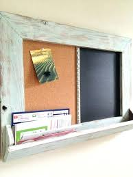 cork board organizer wall find this pin and more on organization rustic chalk cork board and organizer cork board jewelry whiteboard cork board wall