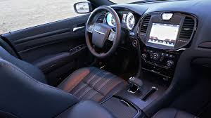 2014 chrysler 300 interior. the 300su0027 interior lacks wood and metal that would elevate it to 2014 chrysler 300 s