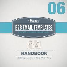 handbook template email template handbook salesforce pardot