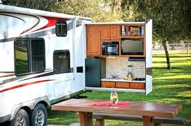 33 fortable rv cer outdoor kitchen ideas for cozy outdoor cooking ideas smart rv