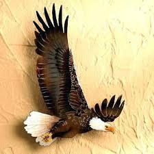 eagle wall decor eagle wall decorations enamel wall art bald eagle in flight outdoor eagle wall on outdoor eagle wall art with eagle wall decor bastiendealmeida