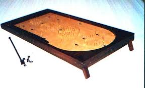 Wooden Game Plans Bagatelle Board Game Plan Downloadable 94