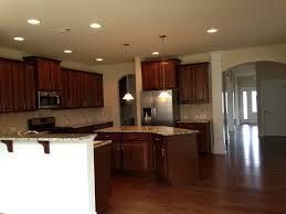 Santa Cecilia Light Granite Kitchen Wakefield Kitchen Timberlake Andover Maple Nutmeg Cabinets Santa