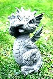 dragon garden statue stone statues long figurine pour chinese for d dragon garden statue