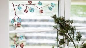 Fensterbilder Im Winter Ideen Edding